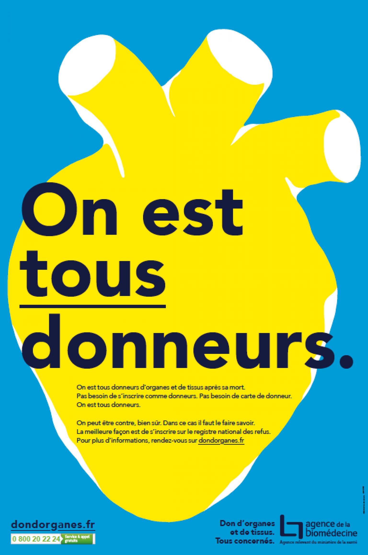 Affiche campagne 2018